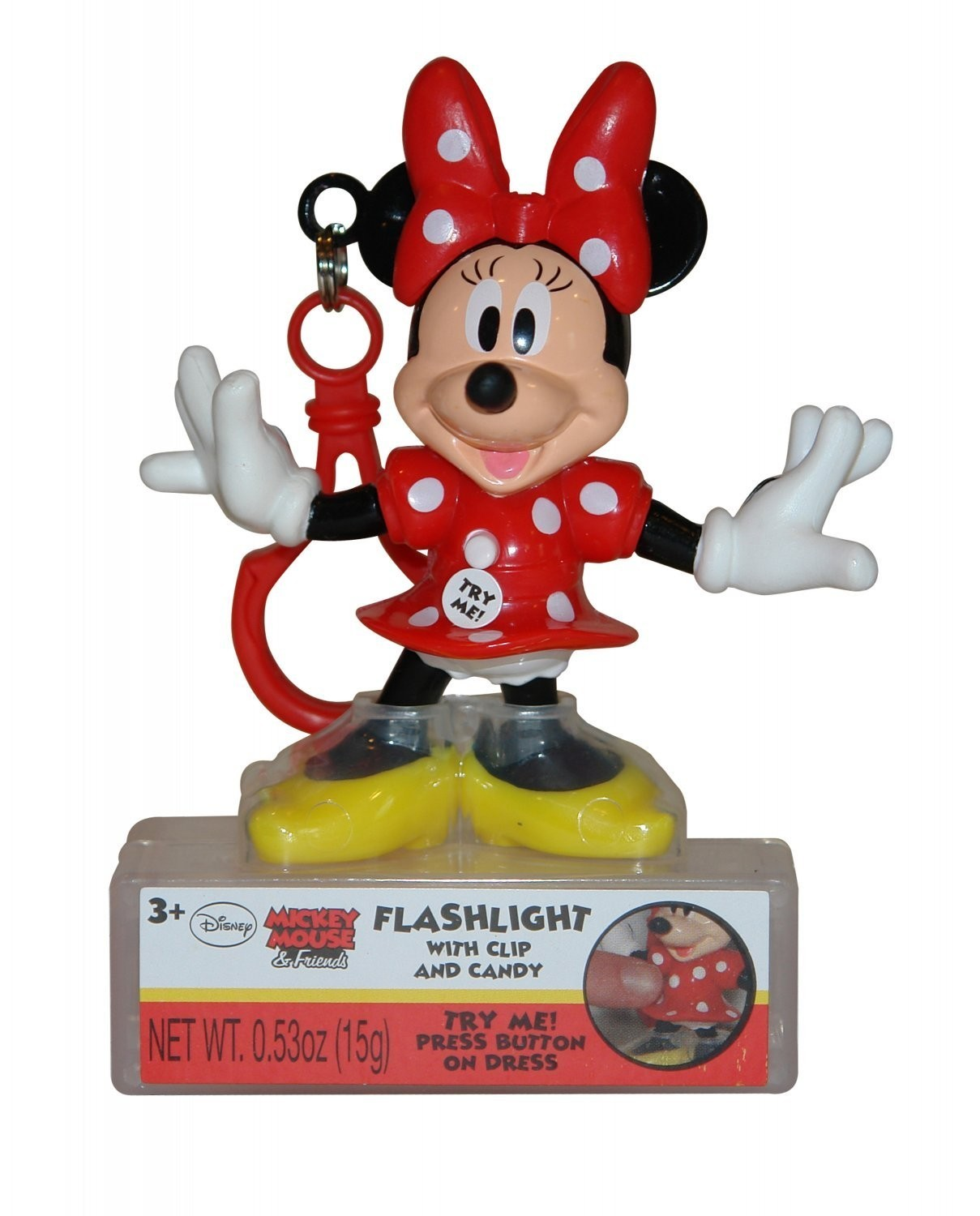 Disney ©Disney Mickey & Friends Flashlight with candy