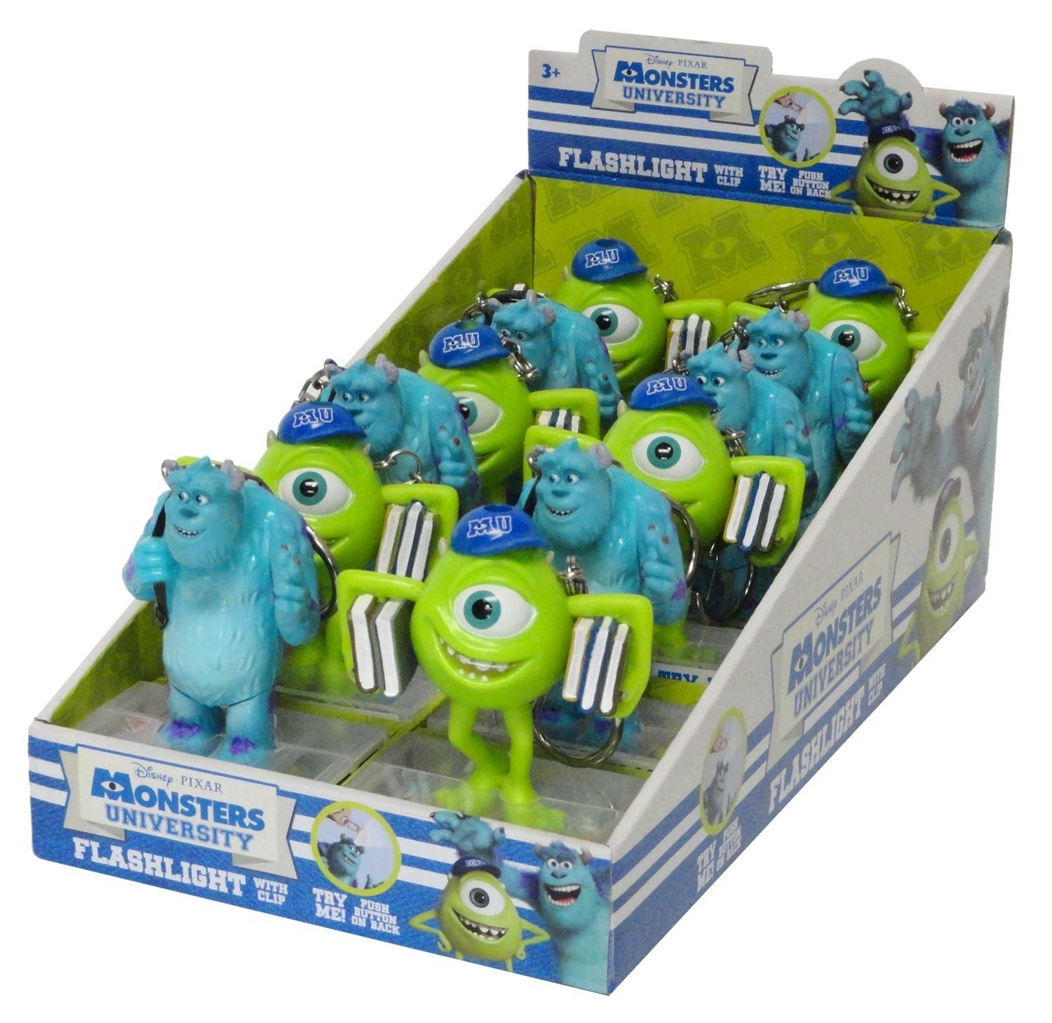 Disney ©Disney•Pixar Monsters University Flashlight with candy