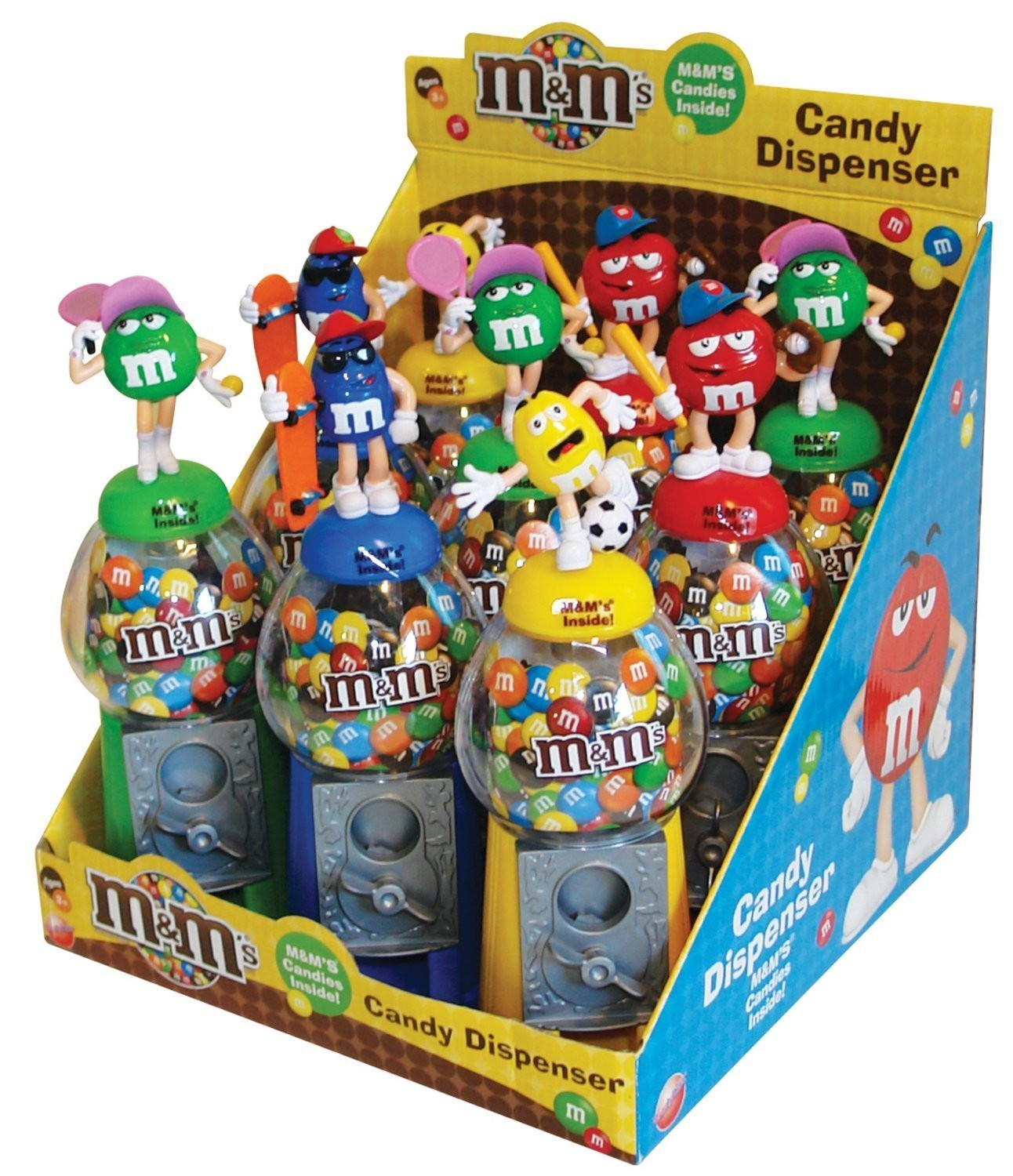 "M&M's M&M'S ® 9"" Everyday Dispenser"
