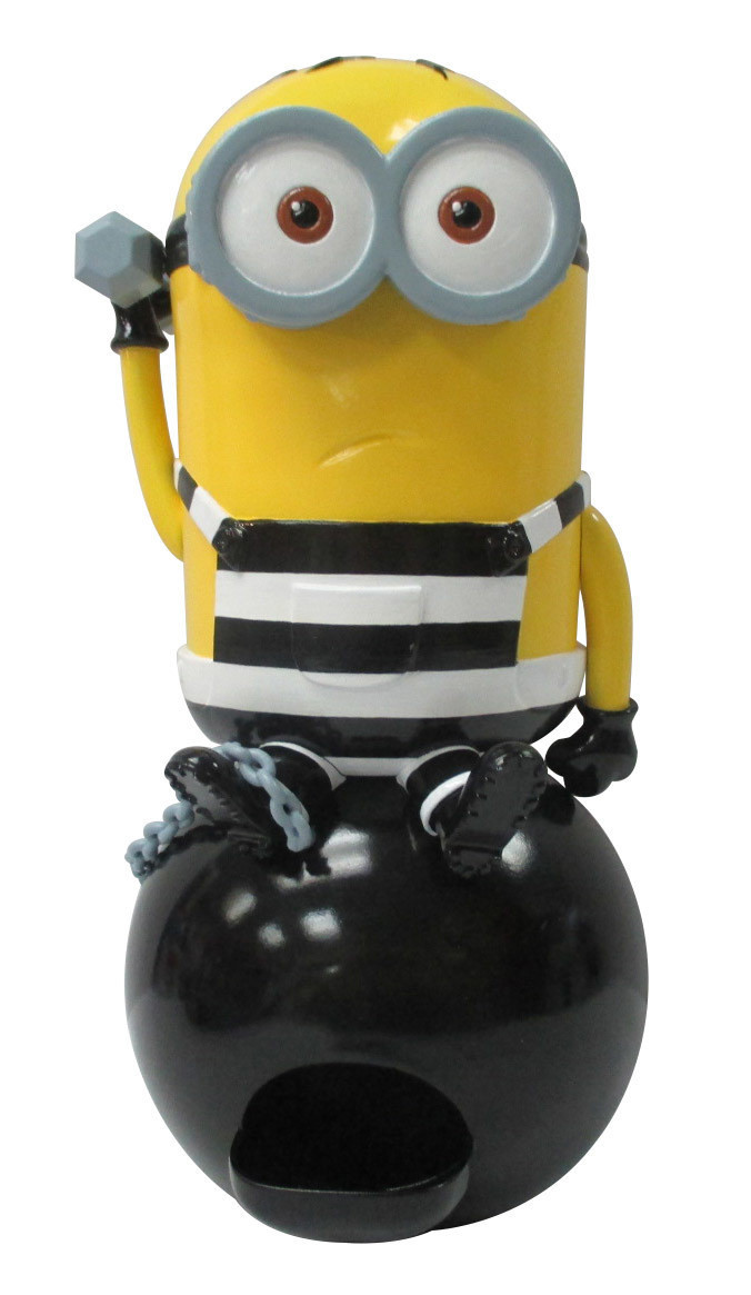 Minions Universal Despicable Me 3 Character Dispenser
