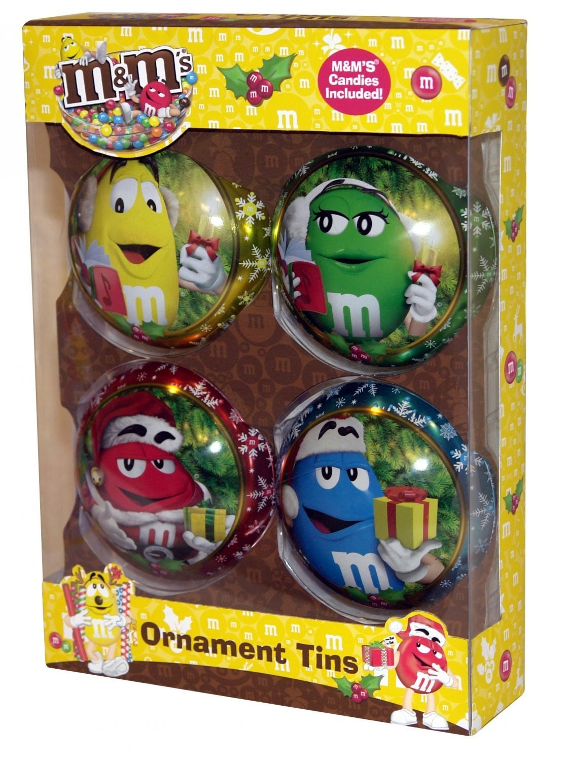 M&M's M&M'S® Ornament Gift Pack