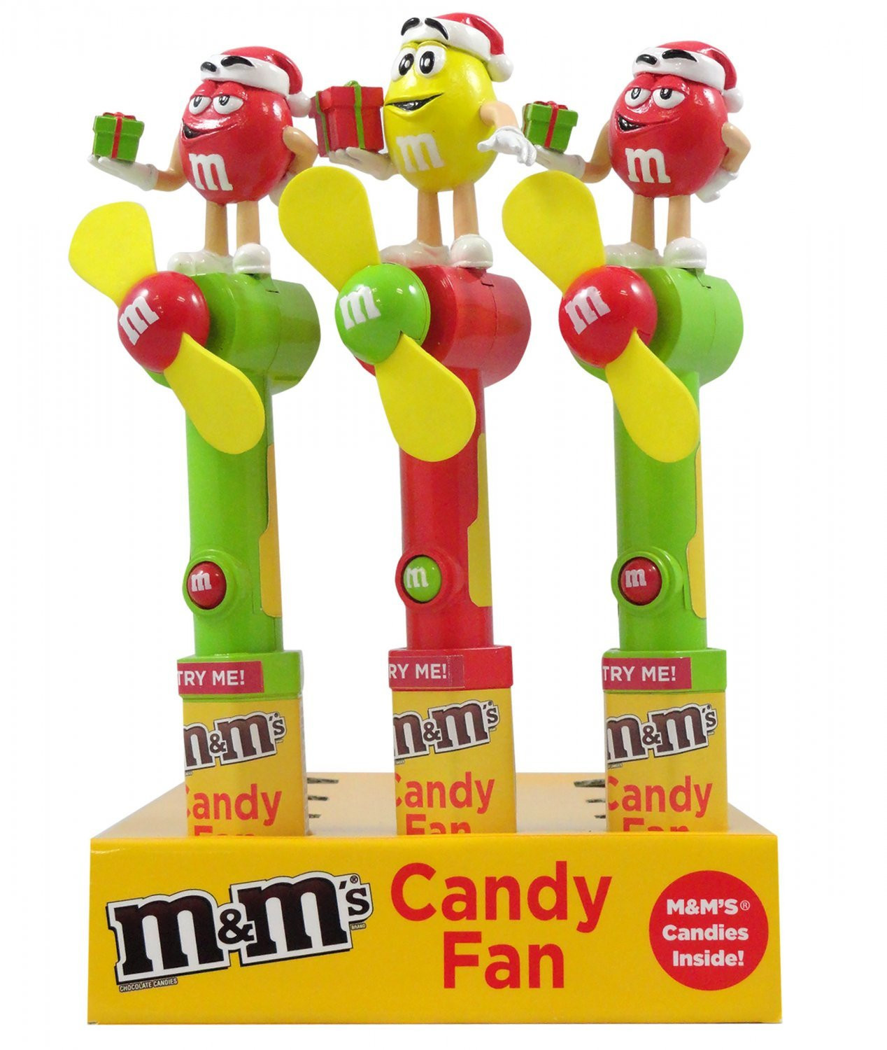M&M's M&M'S® Christmas Fan