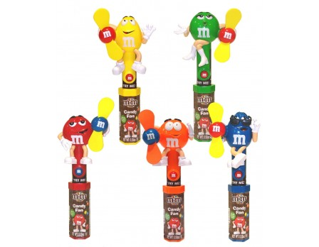 M&M's M&M'S ® Character Fan
