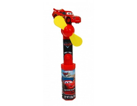 Disney ©Disney•Pixar Cars Character Fan with candy