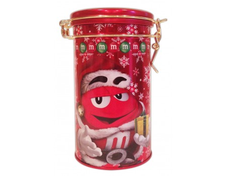 M&M's M&M'S® Christmas Clip Lid Canister