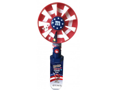 M&M's M&M'S ® Light Up Patriotic Fan